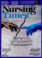 Nursing Times Magazine Issue OCT 20