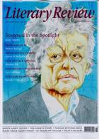 Literary Review Magazine Issue OCT 20