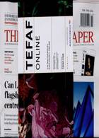 Art Newspaper Magazine Issue OCT 20