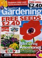 Amateur Gardening Magazine Issue 19/09/2020