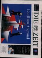 Die Zeit Magazine Issue NO 41