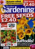 Amateur Gardening Magazine Issue 03/10/2020