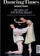 Dancing Times Magazine Issue NOV 20