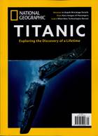 National Geographic Coll Magazine Issue TITANIC