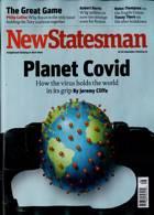 New Statesman Magazine Issue 18/09/2020