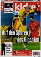 Kicker Montag Magazine Issue NO 40