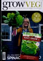Grow Veg Magazine Issue NO 3