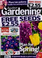 Amateur Gardening Magazine Issue 26/09/2020