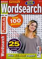 Family Wordsearch Magazine Issue NO 360