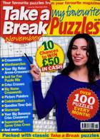 Tab My Favourite Puzzles Magazine Issue NOV 20
