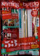 Simply Knitting Magazine Issue NO 204