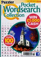 Puzzler Q Pock Wordsearch Magazine Issue NO 215
