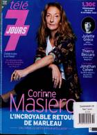 Tele 7 Jours Magazine Issue NO 3150