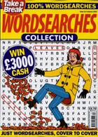 Tab Wordsearches Collection Magazine Issue NO 12