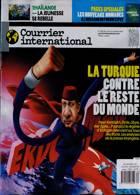 Courrier International Magazine Issue NO 1563