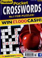 Puzzler Pocket Crosswords Magazine Issue NO 443
