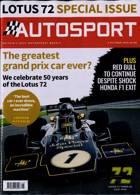 Autosport Magazine Issue 08/10/2020