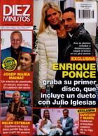 Diez Minutos Magazine Issue NO 3608