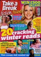 Take A Break Fiction Feast Magazine Issue NOV 20