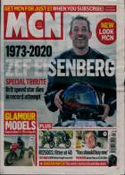 Motorcycle News Magazine Issue 07/10/2020