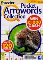 Puzzler Q Pock Arrowords C Magazine Issue NO 143