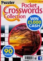 Puzzler Q Pock Crosswords Magazine Issue NO 215