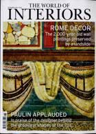 World Of Interiors Magazine Issue NOV 20