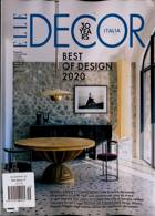 Elle Decor (Italian) Magazine Issue NO 9