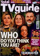 Total Tv Guide England Magazine Issue NO 42