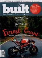 Best Of Biking Series Magazine Issue BUILT