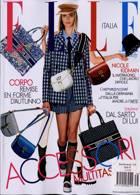 Elle Italian Magazine Issue NO 38