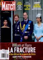 Paris Match Magazine Issue NO 3728