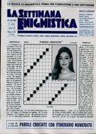 La Settimana Enigmistica Magazine Issue NO 4621