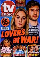 Tv Choice England Magazine Issue NO 42