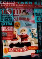 Lets Knit Magazine Issue XMAS SPEC