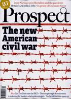 Prospect Magazine Issue NOV 20