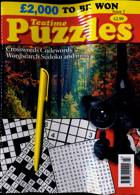 Teatime Puzzles Magazine Issue NO 3