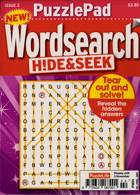 Puzzlelife Ppad Wordsearch H&S Magazine Issue NO 2