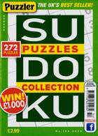 Puzzler Sudoku Puzzle Collection Magazine Issue NO 154