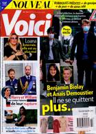 Voici French Magazine Issue NO 1714