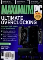 Maximum Pc Magazine Issue OCT 20