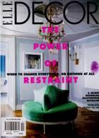 Elle Decoration Usa Magazine Issue OCT 20