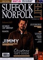 Suffolk & Norfolk Life Magazine Issue NOV 20