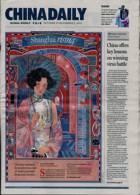 China Daily Europ Edit Magazine Issue 30/10/2020