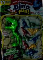 Dino Fun Magazine Issue NO 11
