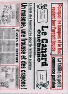Le Canard Enchaine Magazine Issue 07