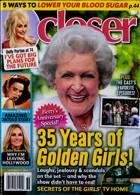 Closer Usa Magazine Issue 36