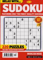 Relax With Sudoku Magazine Issue NO 12