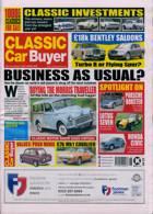 Classic Car Buyer Magazine Issue 11/11/2020