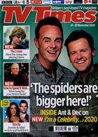 Tv Times England Magazine Issue 14/11/2020